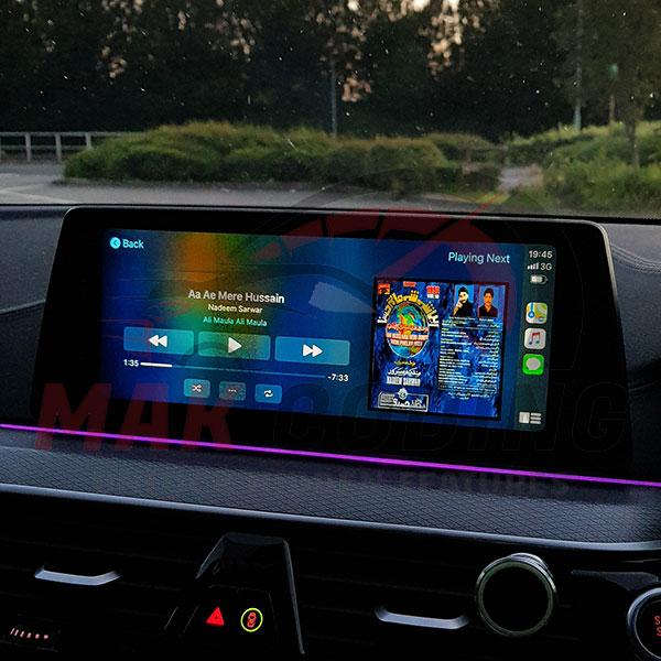 BMW-5-Series-Fullscreen-Carplay-Spotify