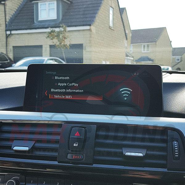 BMW-Vehicle-WiFi-Install
