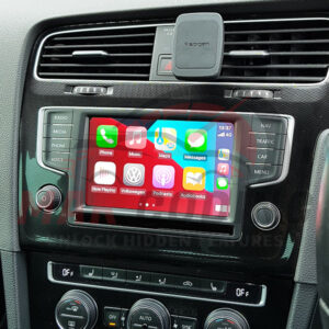VW Golf MK7 AppConnect Activation – Apple Carplay / Android Auto