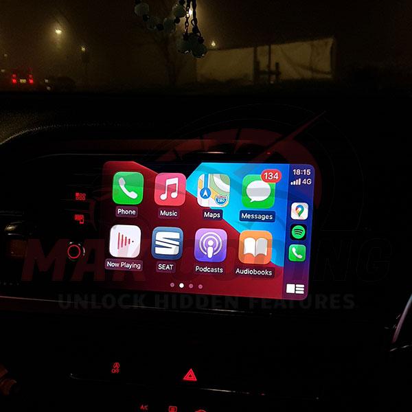 SEAT-Apple-Carplay-Activation
