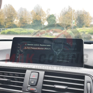 BMW TPMS Failure Warning Coding Out – F/G Series