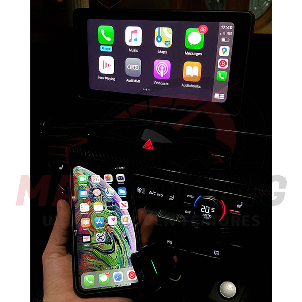 Wireless-Carplay-Adapter-Connected