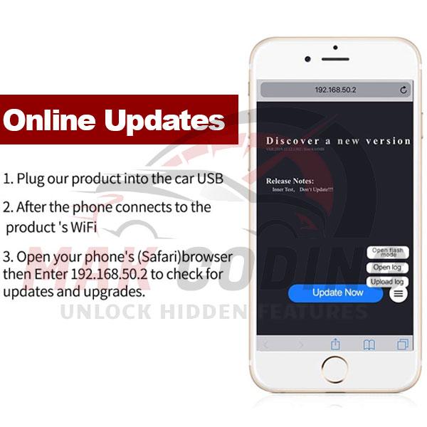 Wireless-Carplay-Adapter-Online-Updates