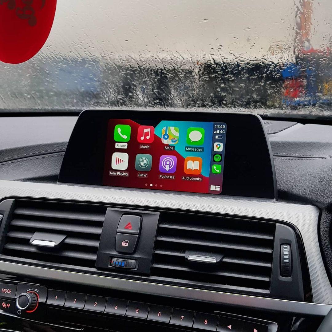 BMW EntryNavEvo WAY Apple Carplay Activation 3 Series F30