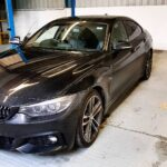 BMW 440i F34 Fullscreen Carplay, Coding and WiFi Antenna