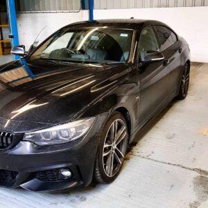 BMW 440i F34 Fullscreen Carplay, Coding and WiFi Antenna