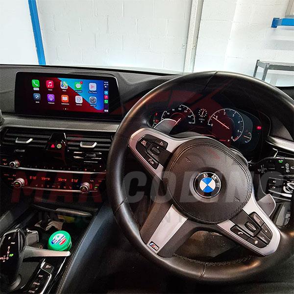 BMW-5-Series-G30-Fullscreen-Carplay