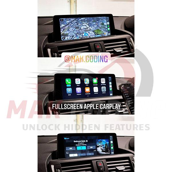 BMW-Fullscreen-Carplay-Activation