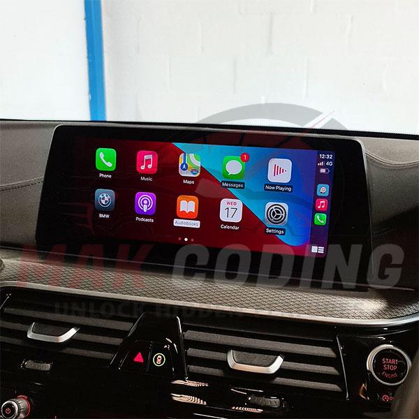 Fullscreen-Carplay-Mode
