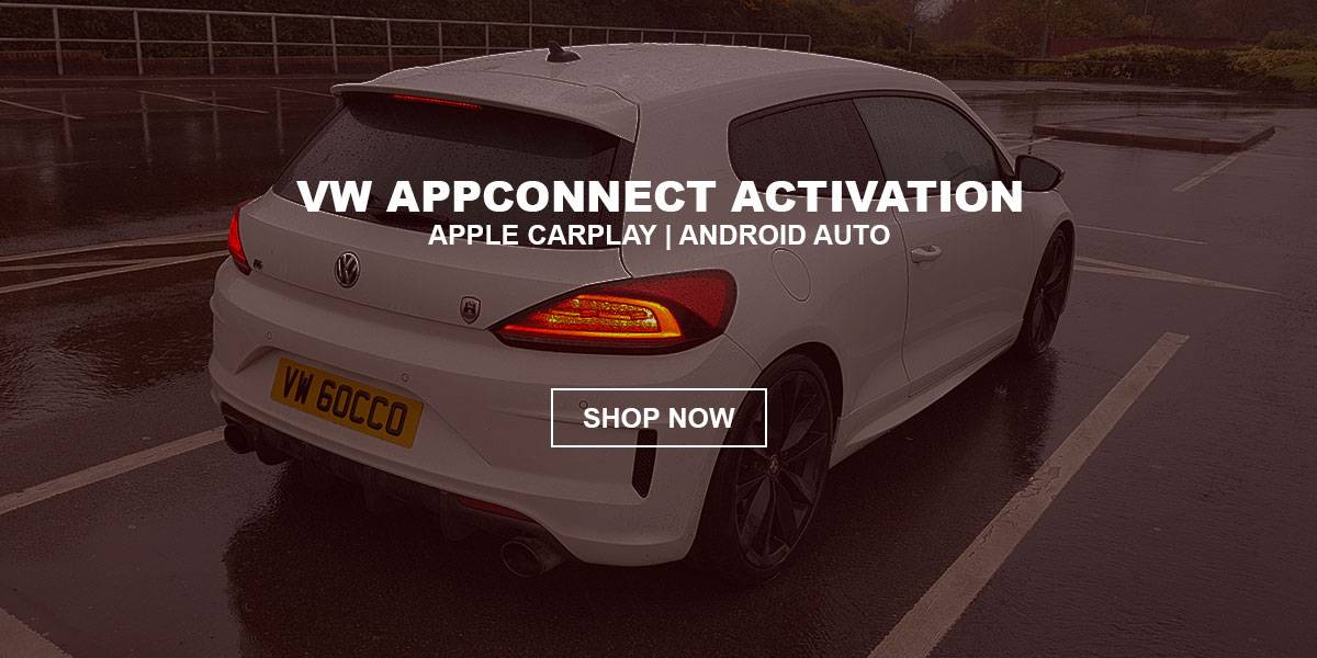 VW-AppConnect-Activation
